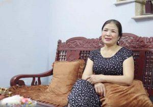 Cô Mai uống viên đông trùng hạ thảo cải thiện tình trạng suy nhược cơ thể